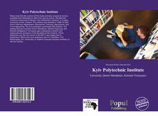 Bookcover of Kyiv Polytechnic Institute