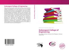 Bookcover of Gokongwei College of Engineering