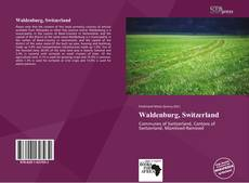 Bookcover of Waldenburg, Switzerland