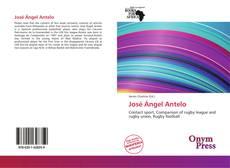 Bookcover of José Ángel Antelo