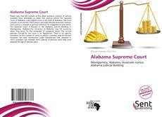 Alabama Supreme Court kitap kapağı
