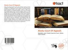 Alaska Court Of Appeals kitap kapağı