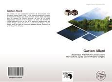 Gaston Allard kitap kapağı