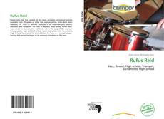 Bookcover of Rufus Reid