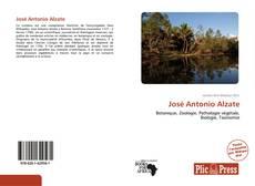 Bookcover of José Antonio Alzate