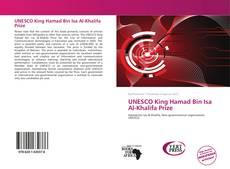 Couverture de UNESCO King Hamad Bin Isa Al-Khalifa Prize