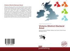 Capa do livro de Victoria (District Electoral Area)
