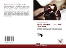 Copertina di Arista Records LLC v. Lime Group LLC