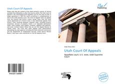 Utah Court Of Appeals kitap kapağı