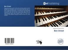 Portada del libro de Ben Street