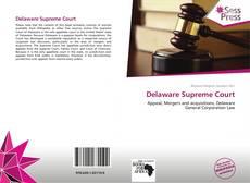 Delaware Supreme Court kitap kapağı