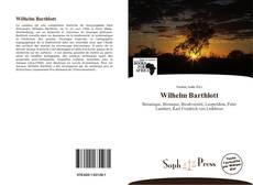 Bookcover of Wilhelm Barthlott