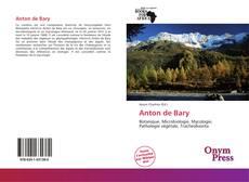 Portada del libro de Anton de Bary