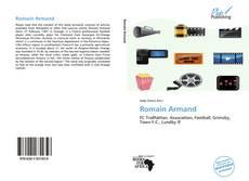 Portada del libro de Romain Armand