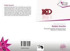Portada del libro de Rubén Arocha