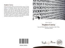 Обложка Stephen Conroy
