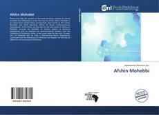 Bookcover of Afshin Mohebbi
