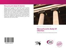 Portada del libro de Massachusetts Body Of Liberties