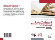 Bookcover of Swami Vivekanand Institute of Engineering & Technology