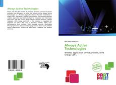 Buchcover von Always Active Technologies