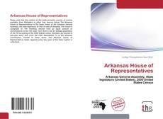 Bookcover of Arkansas House of Representatives