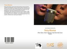 Capa do livro de Tony Bianco