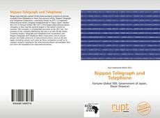 Bookcover of Nippon Telegraph and Telephone