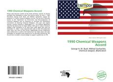 Bookcover of 1990 Chemical Weapons Accord