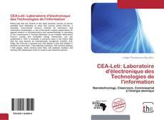 CEA-Leti: Laboratoire d'électronique des Technologies de l'information的封面