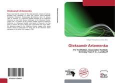 Copertina di Oleksandr Artemenko
