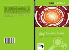 Internet Censorship in the Arab Spring kitap kapağı