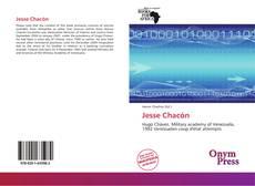 Portada del libro de Jesse Chacón