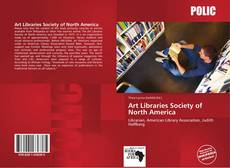Bookcover of Art Libraries Society of North America