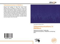 Bookcover of Telecommunications in Moldova