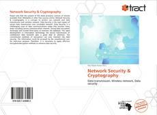Network Security & Cryptography kitap kapağı