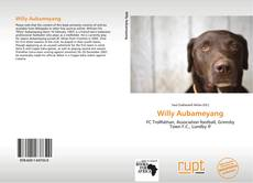 Bookcover of Willy Aubameyang