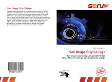 San Diego City College的封面