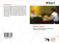 Capa do livro de Clinton Avery
