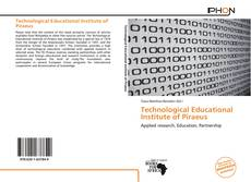 Bookcover of Technological Educational Institute of Piraeus