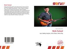 Couverture de Nick Fatool