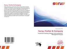 Sucsy, Fischer & Company kitap kapağı