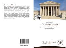 Bookcover of R. v. Asante-Mensah