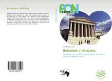 Bookcover of Berkemer v. McCarty