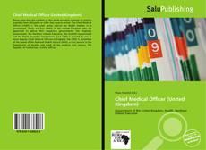 Copertina di Chief Medical Officer (United Kingdom)
