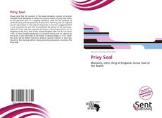Bookcover of Privy Seal