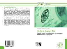 Bookcover of Federal Impact Aid