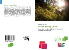 Copertina di Woon Young Chun