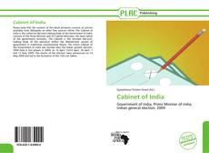 Portada del libro de Cabinet of India