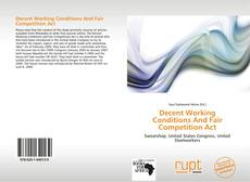 Decent Working Conditions And Fair Competition Act的封面