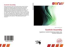 Portada del libro de Scottish Assembly
